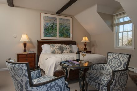 Liberty Hill Inn Yarmouth Port Carriage House Room Hallett