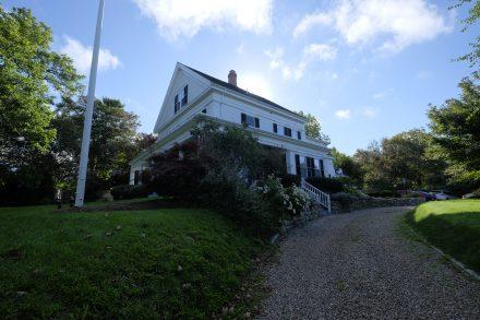 Inn Driveway