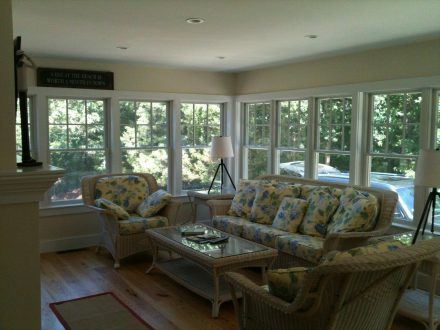 Cottage Sun Room
